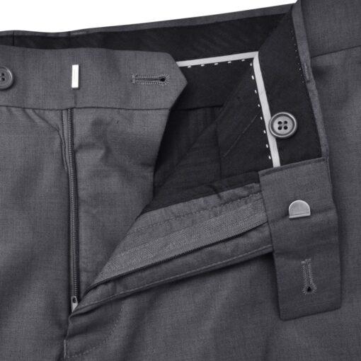 Tre Piece Mænds jakkesæt Størrelsen 52 Anthracite Grey