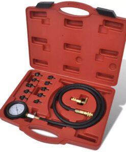 Motor og oliepres tester-værktøjs kit