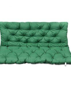 Hynde til gyngesofa 120 cm grøn