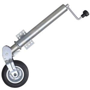 60 mm Robust foldeligt støttehjul
