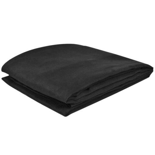 vidaXL sofabetræk 270 x 350 cm mikroruskind antracitgrå