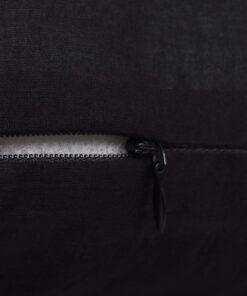 4 sorte pudebetræk i bomuld 80 x 80 cm