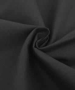 vidaXL sengesæt 135×200/60×70 cm bomuld antracitgrå
