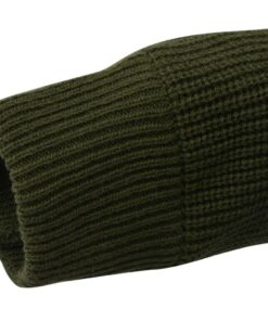 VidaXL Mænd Arbejdssweater Armygrøn Størrese L