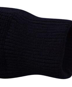 VidaXL Mænd Arbejdssweater Navy Størrelse M