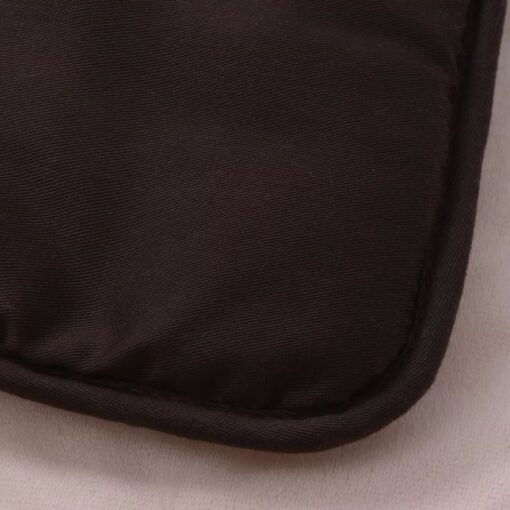 vidaXL hundeseng 65×100 cm brun