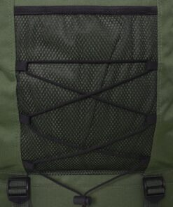 vidaXL Militærinspireret rygsæk XXL 100 l grøn