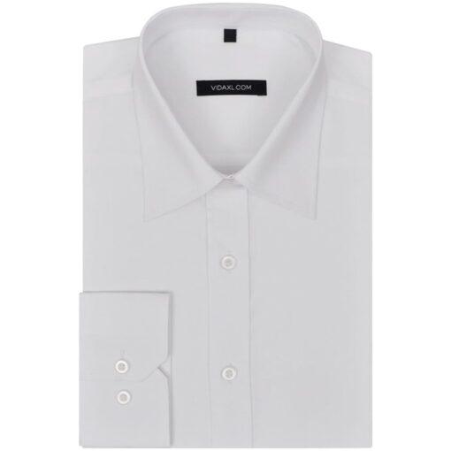 vidaXL Businessherreskjorte str. L hvid