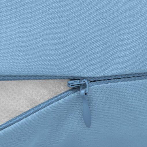 vidaXL graviditetspude 40×170 cm lyseblå
