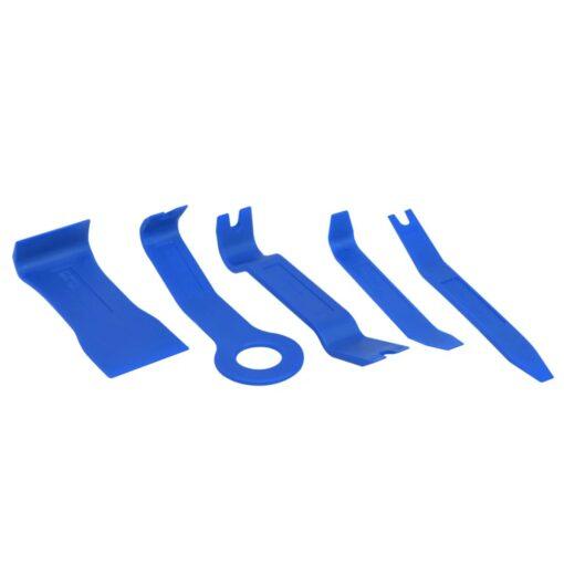 ProPlus værktøjssæt til lister og interiør 5 dele 590153