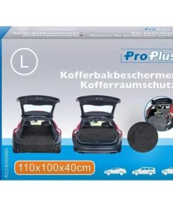 ProPlus bagagerumsmåtte L 110 x 100 x 40 cm