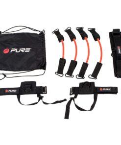 Pure2Improve springtræningssæt sort