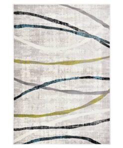 vidaXL gulvtæppe 160 x 230 cm PP flerfarvet