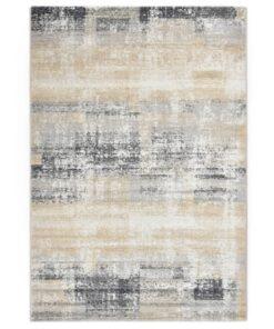 vidaXL gulvtæppe 80 x 150 cm PP flerfarvet