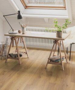 Egger gulvbrædder laminat 49,75 m² 8 mm oak trilogy natural