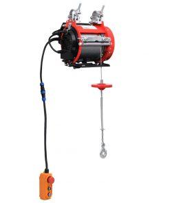 vidaXL elektrisk stilladshejs 500 kg 230 V